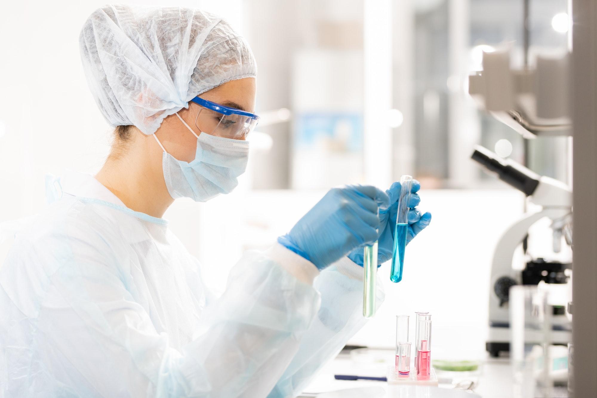 Clinical laboratory research