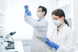 Scientists Developing New Medicines